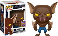 תמונה של BATMAN: THE ANIMATED SERIES MAN BAT SDCC POP