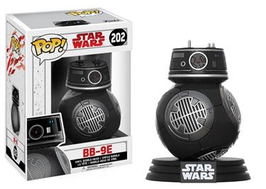 תמונה של STAR WARS E8 BB-9E POP