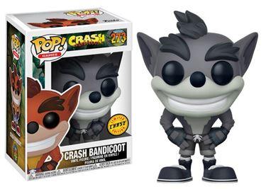 תמונה של CRASH BANDICOOT CRASH POP CHASE