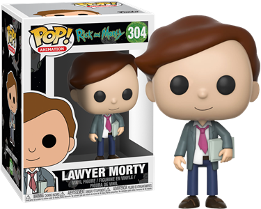 תמונה של POP RICK AND MORTY LAWYER MORTY