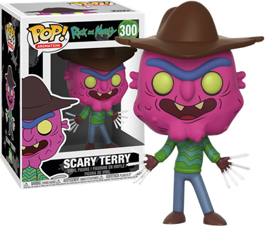 תמונה של POP RICK AND MORTY SCARY TERRY