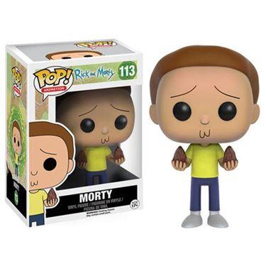 תמונה של ריק ומורטי - Rick and Morty Morty Pop