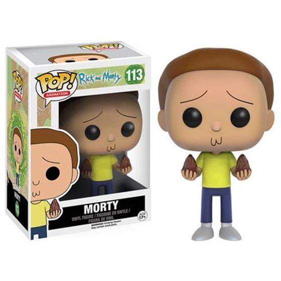 תמונה של ריק ומורטי מורטי - Rick and Morty Morty Pop