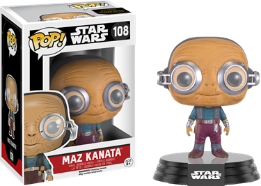 תמונה של STAR WARS E7 MAZ KANATA POP