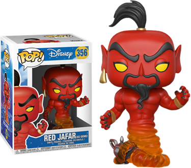 תמונה של DISNEY ALADDIN JAFAR (RED) POP