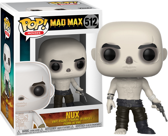 תמונה של MAD MAX NUX SHIRTLESS POP