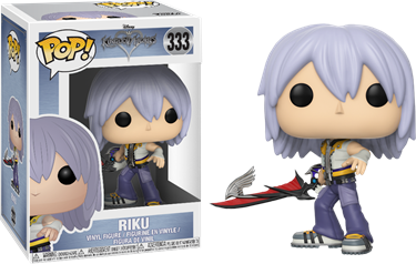 תמונה של KINGDOM HEARTS RIKU POP