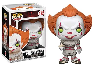 תמונה של IT MOVIE PENNYWISE WITH BOAT POP