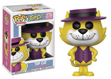תמונה של HANNA BARBERA TOP CAT POP