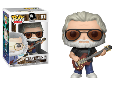 תמונה של ROCKS JERRY GARCIA VINYL FIGURE POP