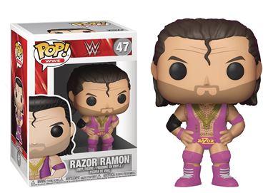 תמונה של WWE RAZOR RAMON POP