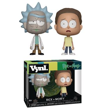 תמונה של RICK AND MORTY VYNL 2PK