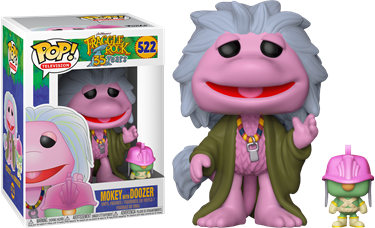 תמונה של FRAGGLE ROCK MOKEY W/DOOZER POP