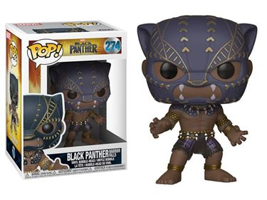 תמונה של BLACK PANTHER BLACK PANTHER WARRIOR FALLS POP