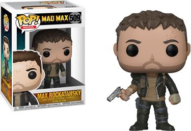 תמונה של MAD MAX FURY ROAD MAX W/GUN POP