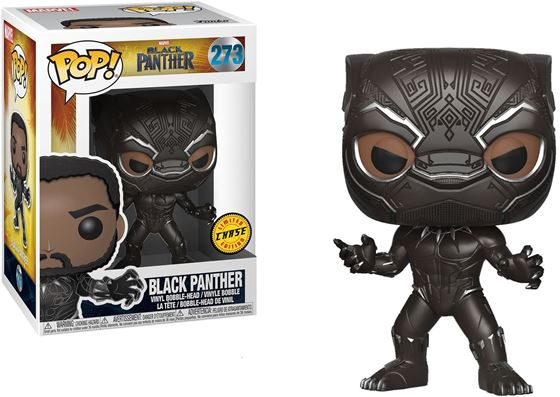 תמונה של BLACK PANTHER BLACK PANTHER POP CHASE