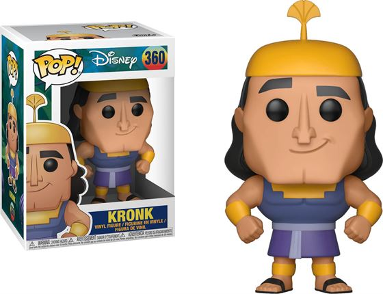 תמונה של EMPERORS NEW GROOVE KRONK POP