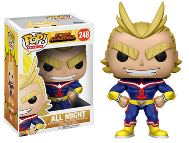 תמונה של MY HERO ACADEMIA ALL MIGHT POP