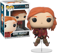 תמונה של HARRY POTTER GINNY WEASLEY ON BROOM POP