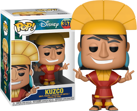 תמונה של EMPERORS NEW GROOVE KUZCO POP