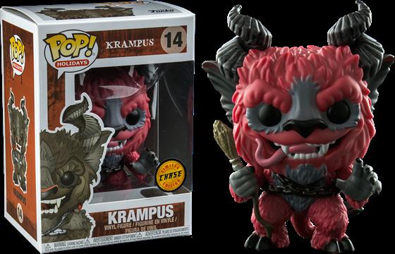 תמונה של KRAMPUS POP CHASE