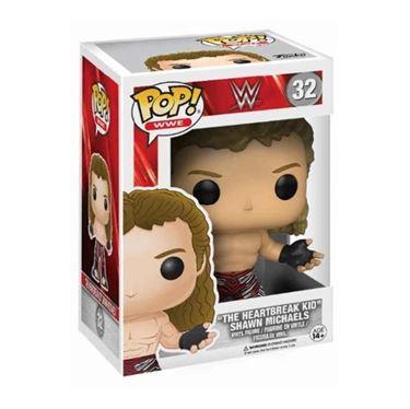 תמונה של WWE SHAWN MICHAELS HEARTBREAK KID POP