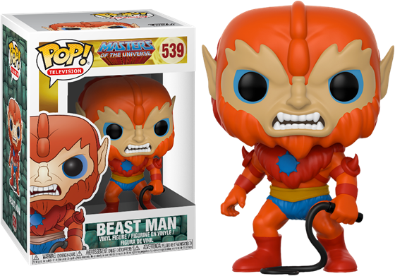 תמונה של MASTERS OF THE UNIVERSE BEAST MAN POP