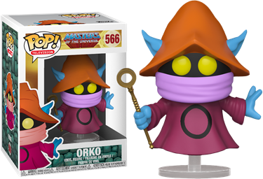 תמונה של MASTERS OF THE UNIVERSE ORKO POP