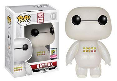תמונה של BIG HERO 6 BAYMAX EMOTICON POP