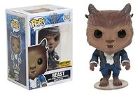 תמונה של BEAUTY AND THE BEAST BEAST FLOCKED POP