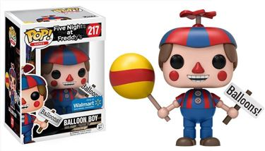 תמונה של FIVE NIGHTS AT FREDDY'S BALLOON BOY POP