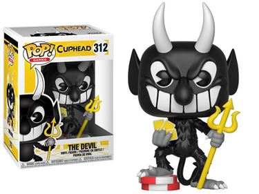 תמונה של CUPHEAD THE DEVIL POP