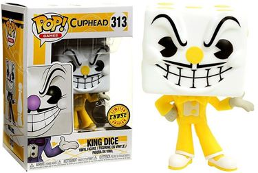 תמונה של CUPHEAD KING DICE POP CHASE