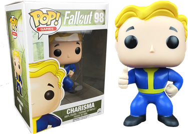 תמונה של FALLOUT THUMBS UP VAULT BOY POP