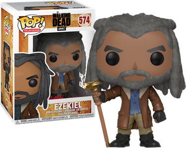 תמונה של WALKING DEAD EZEKIEL POP