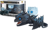 תמונה של GAME OF THRONES NIGHT KING WITH VISERION POP RIDE GITD