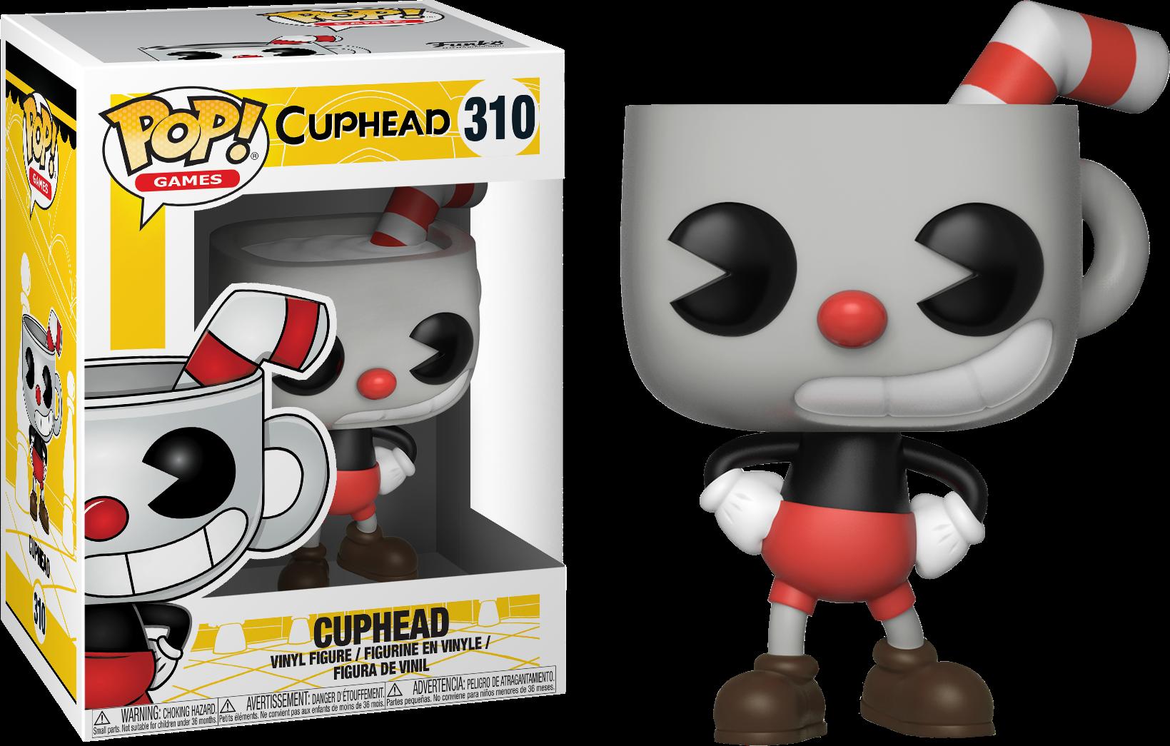 קומיקס וירקות cuphead cuphead pop