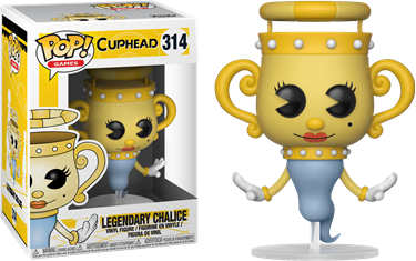 תמונה של CUPHEAD LEGENDARY CHALICE POP