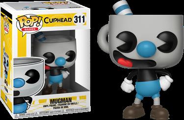 תמונה של CUPHEAD MUGMAN POP