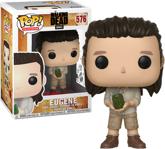 תמונה של WALKING DEAD EUGENE POP