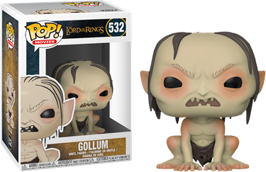 תמונה של LORD OF THE RINGS/HOBBIT GOLLUM POP