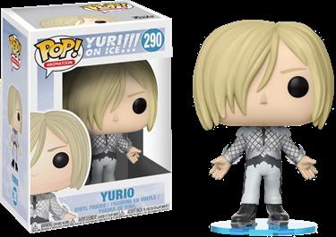תמונה של YURI ON ICE YURIO SKATE WEAR POP