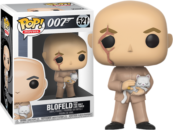תמונה של JAMES BOND BLOFELD POP