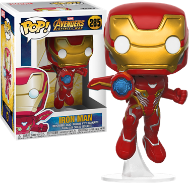 תמונה של AVENGERS INFINITY WAR IRON MAN POP