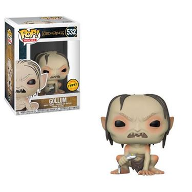תמונה של LORD OF THE RINGS GOLLUM POP CHASE ED