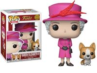 תמונה של ROYAL FAMILY QUEEN ELIZABETH II POP