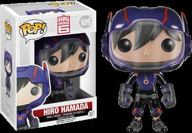 תמונה של BIG HERO 6 HIRO HAMADA POP