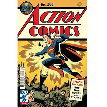 תמונה של ACTION COMICS #1000 MICHAEL CHO COVER