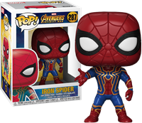 תמונה של AVENGERS INFINITY WAR IRON SPIDER POP