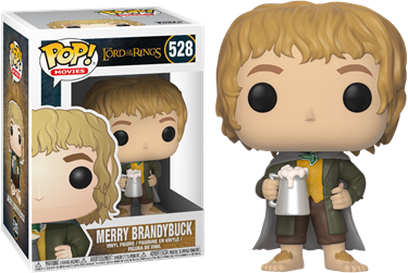 תמונה של LORD OF THE RINGS MERRY BRANDYBUCK POP